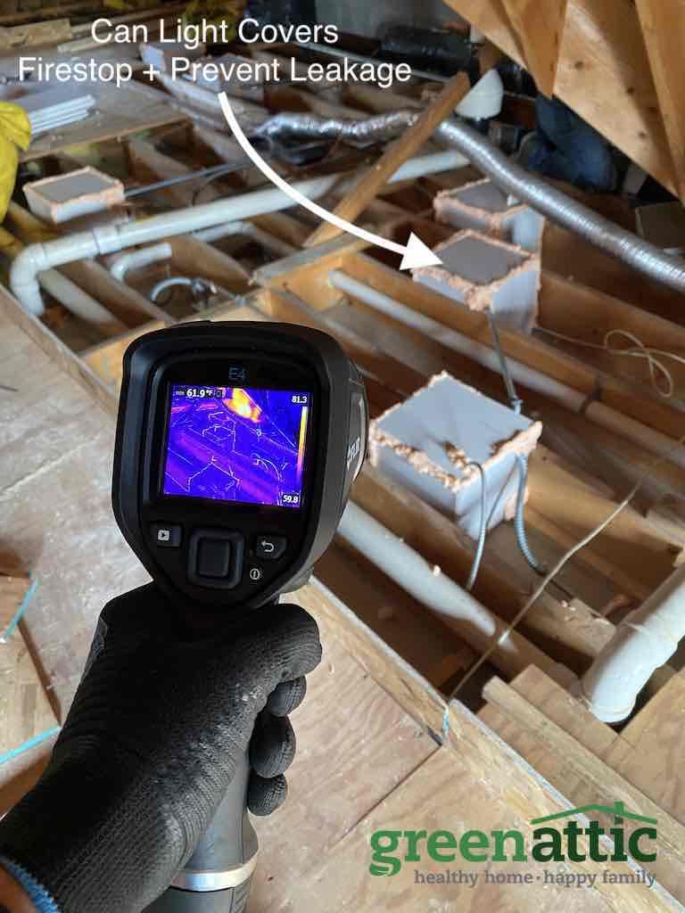 Energy Assessment - Free Inspection 10
