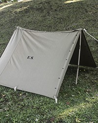 us army pup tent