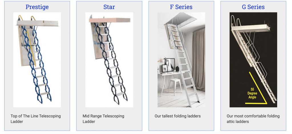 Attic Storage / Walkway / Storage Deck 6