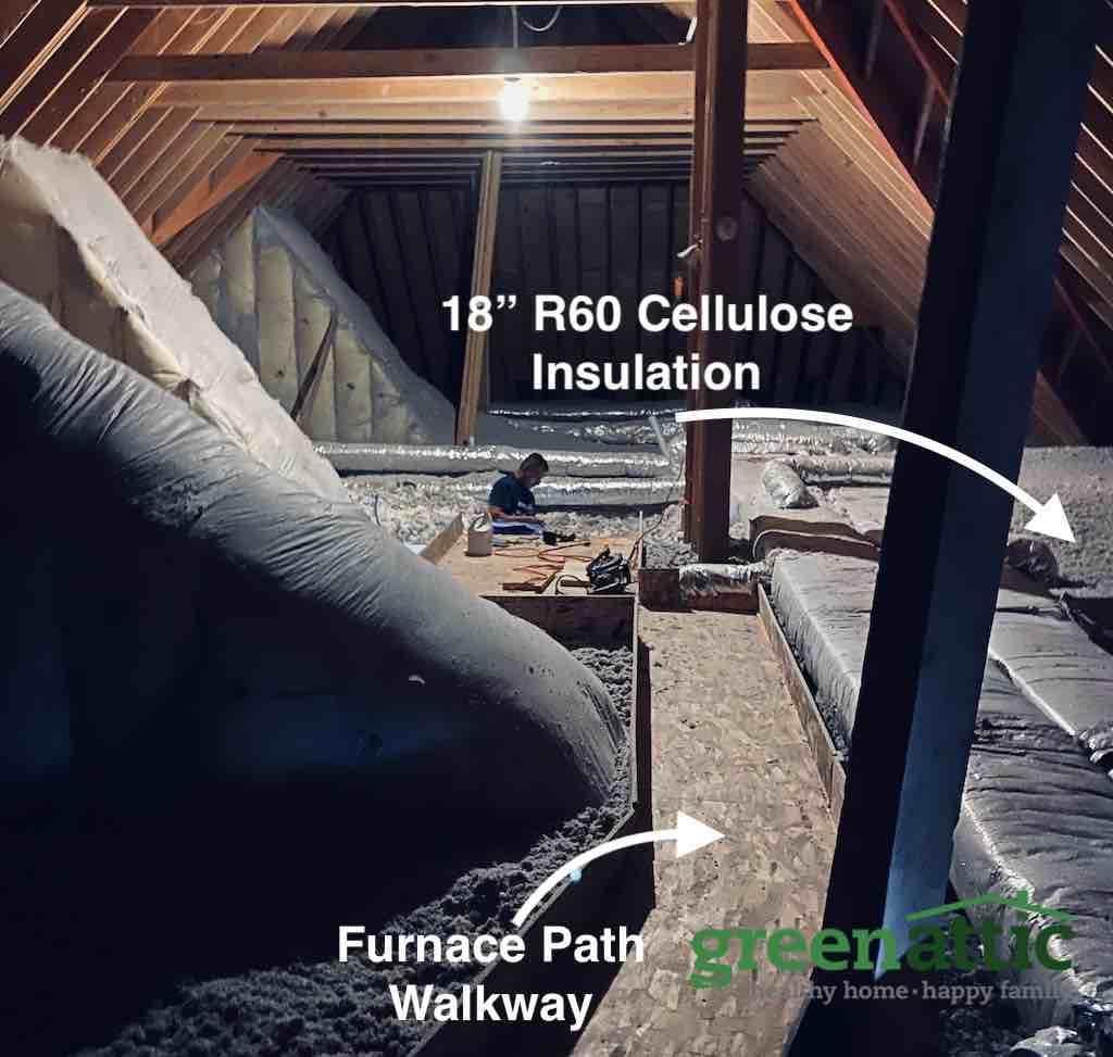4 Awesome Energy Efficient Attic Storage Ideas 4
