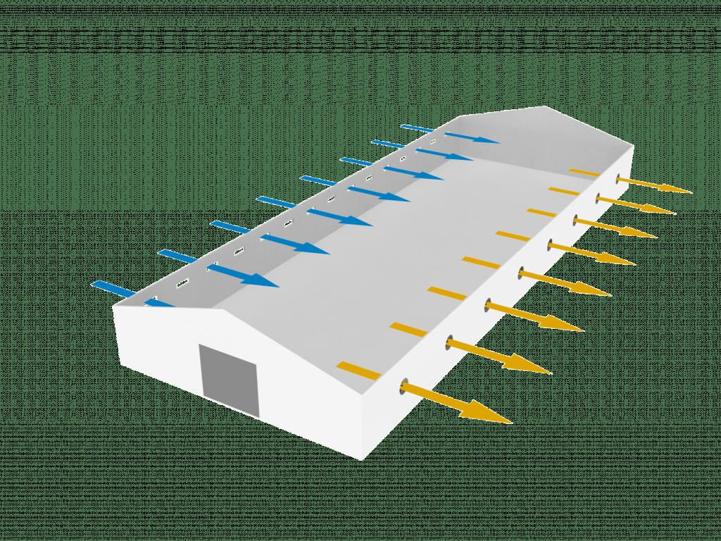 cross_ventilation gable ventilation illustration courtesy of tpi polytechniek green attic insulation ventilation