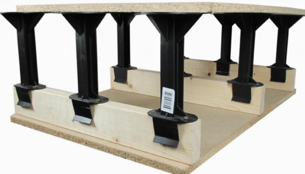 Attic Storage / Walkway / Storage Deck 3
