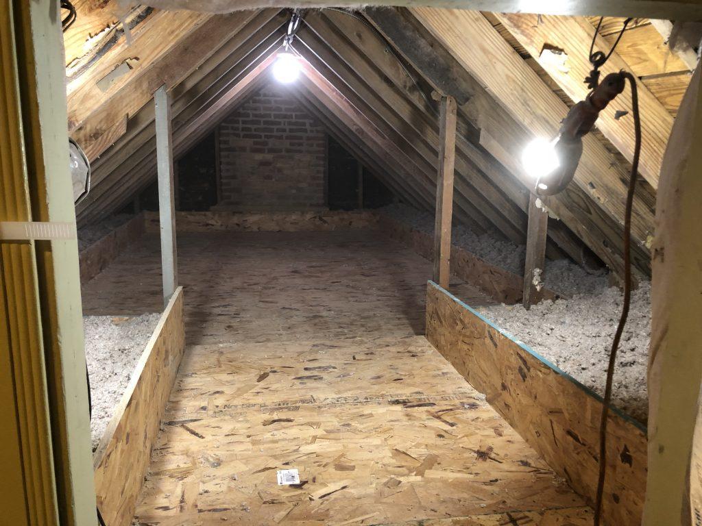 storage deck platform green attic insulation cellulose insulation platform storage ideas arlington heights